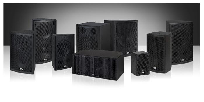 Speaker system for businesses